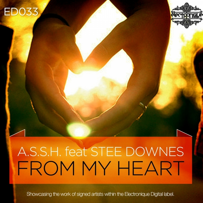 ASSH feat STEE DOWNES - From My Heart