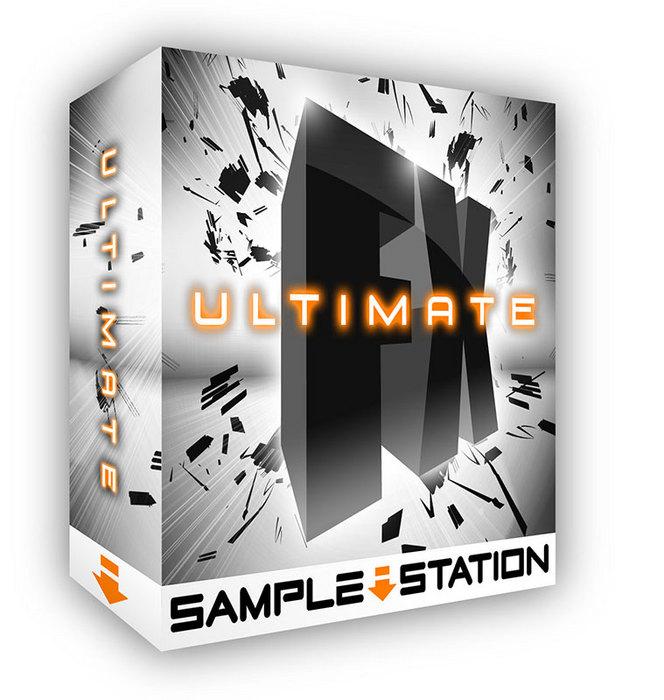 SAMPLE STATION - Ultimate FX (Sample Pack WAV)