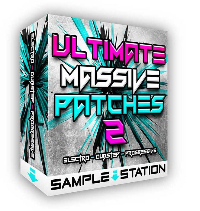 SAMPLE STATION - Ultimate Massive Patches 2 (Sample Pack Massive Presets)