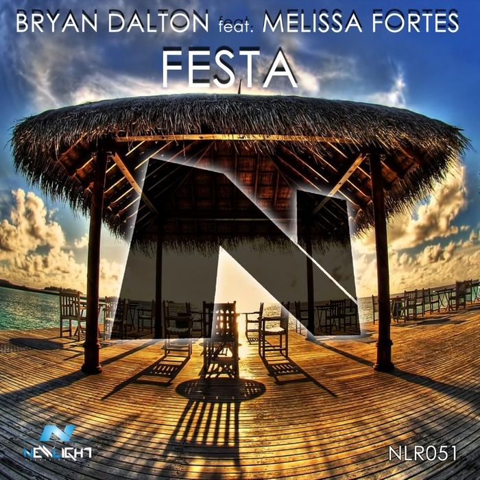 DALTON, Bryan feat MELISSA FORTES - Festa