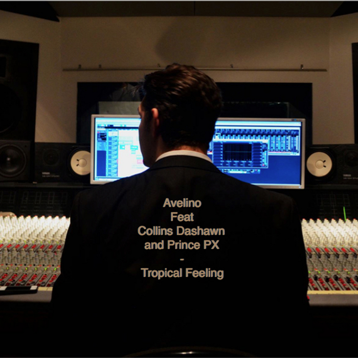 AVELINO feat COLLINS DASHAWN/PRINCE PX - Tropical Feeling