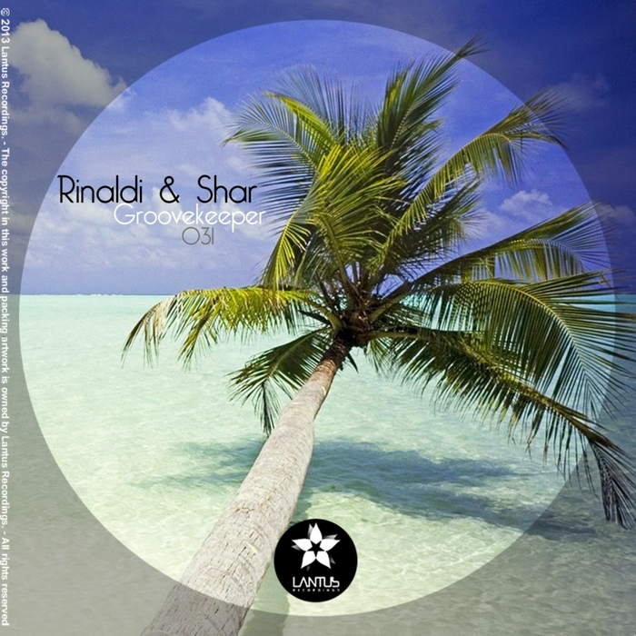 RINALDI & SHAR - Groovekeeper