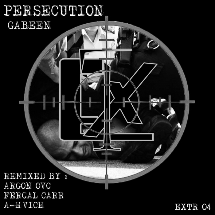GABEEN - Persecution EP
