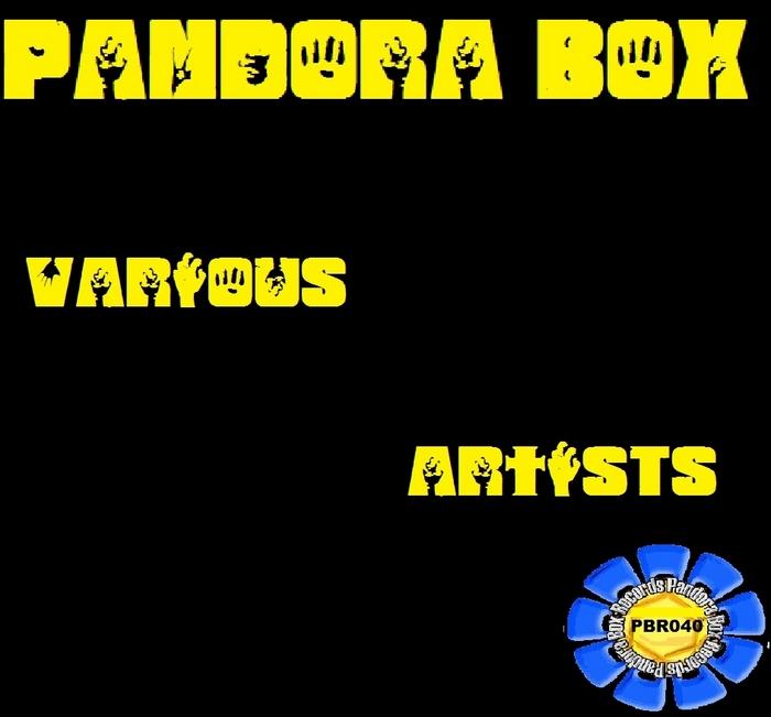 VARIOUS - Pandora Box Various Artsts Part 1