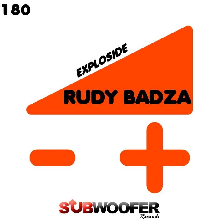 RUDY BADZA - Exploside