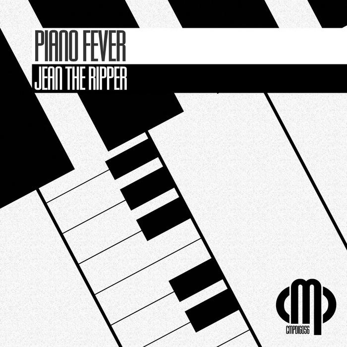 JEAN THE RIPPER - Piano Fever