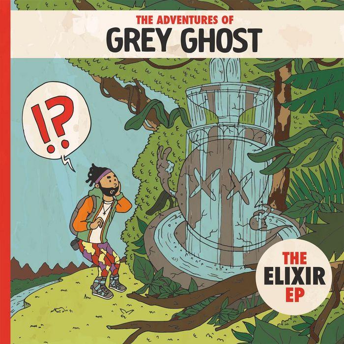 GREY GHOST - The Elixir