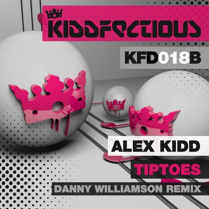 KIDD, Alex - Tiptoes