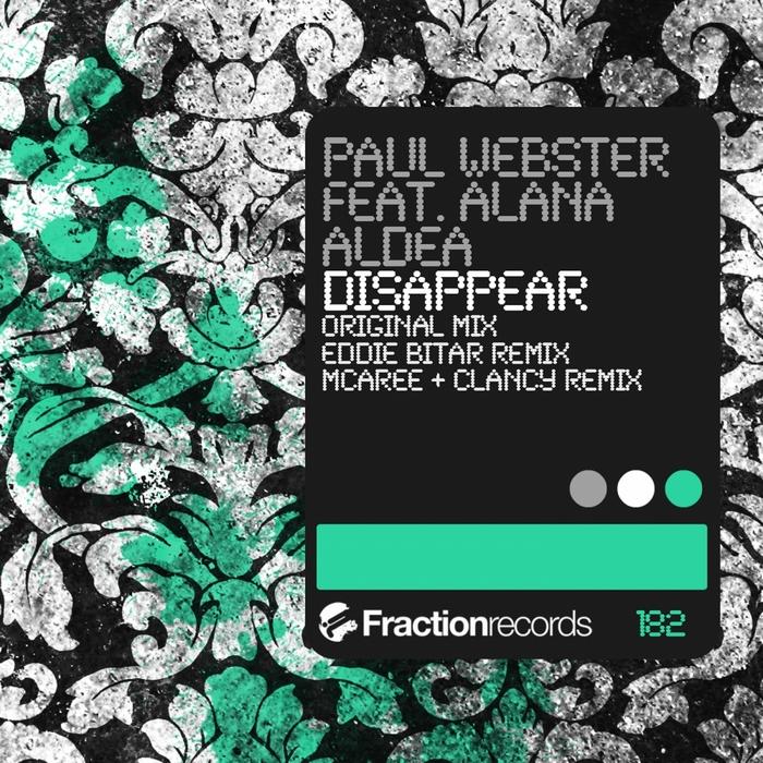 WEBSTER, Paul feat ALANA ALDEA - Disappear