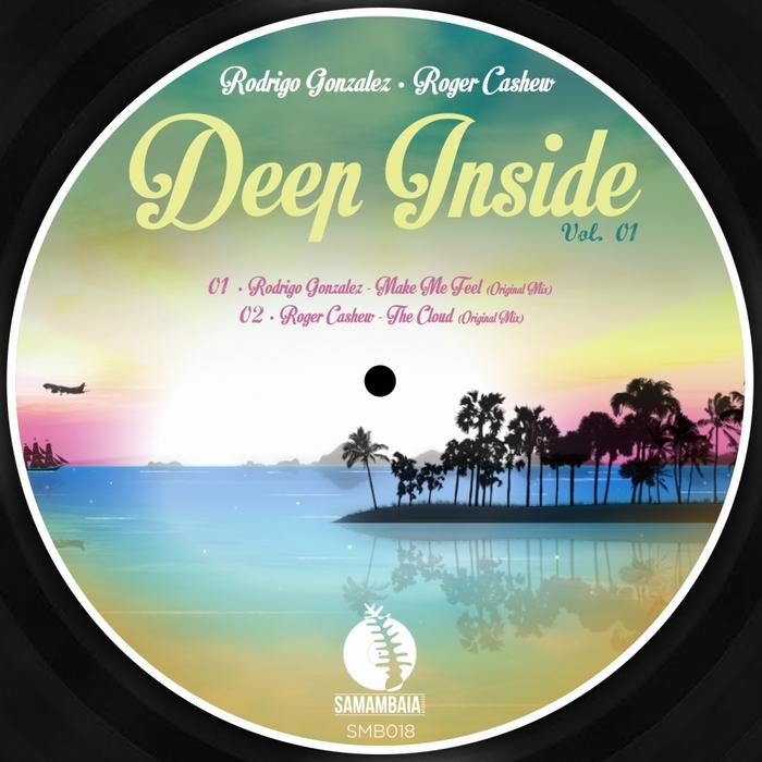 CASHEW, Roger/RODRIGO GONZALEZ - Deep Inside