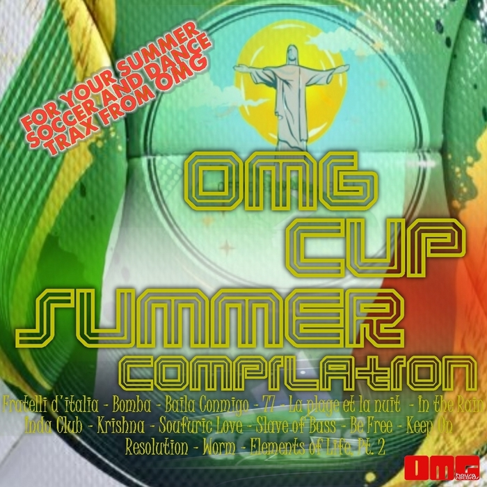 VARIOUS - Omg Cup Summer Compilation