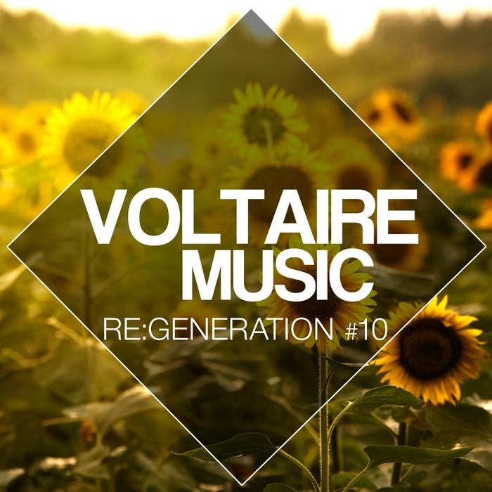 VARIOUS - Voltaire Music Presents Re:Generation Vol 10