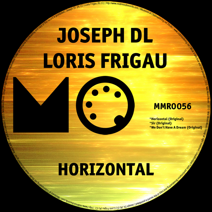 JOSEPH DL/LORIS FRIGAU - Horizontal