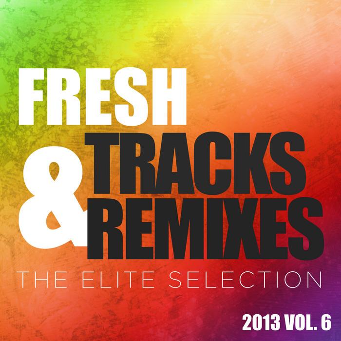 WALLBRIDGE, Ashley/EMMA HEWITT/HYPERBITS/WACH/ANHKEN - Fresh Tracks & Remixes: The Elite Selection 2013 Vol 6