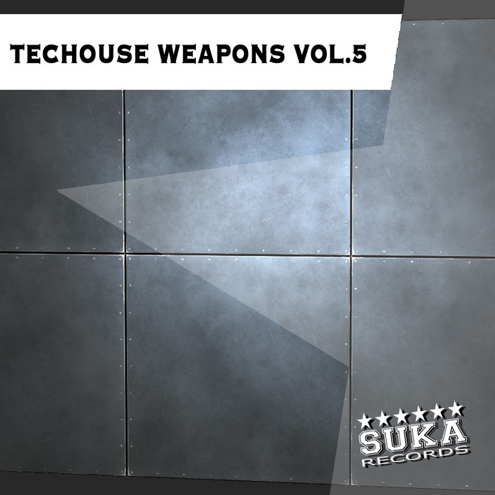 VARIOUS - Techouse Weapons Vol 5