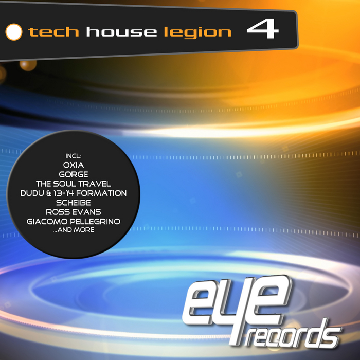 VARIOUS - Tech House Legion - Volume 4