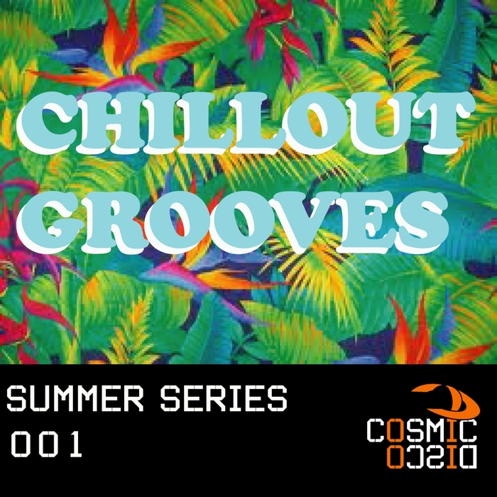 ADJUST/SOULMETRICSYSTEM/RISSA GARCIA - Chillout Grooves