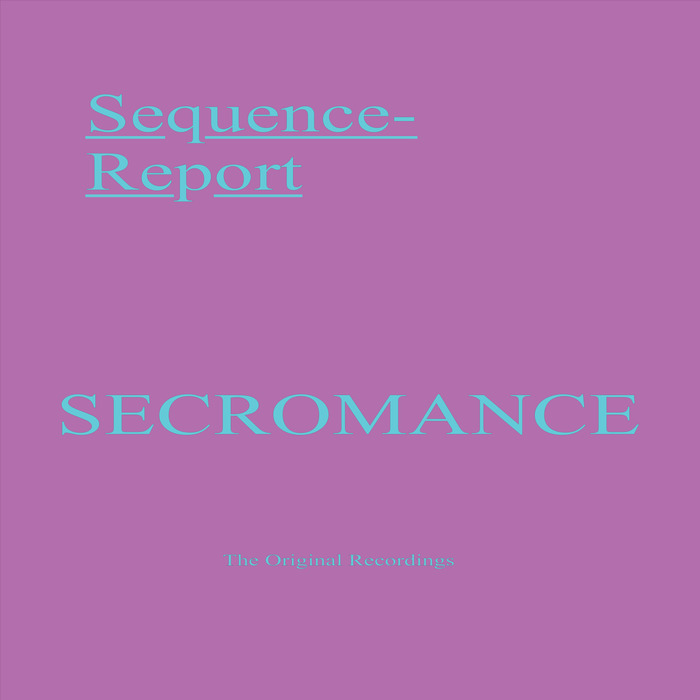 SEQUENCE REPORT - Secromance