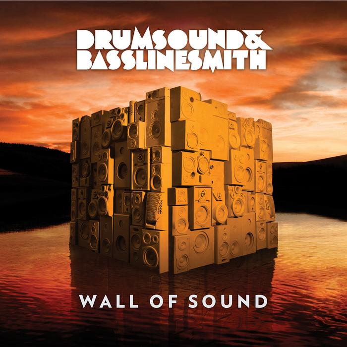 DRUMSOUND & BASSLINE SMITH - Wall Of Sound