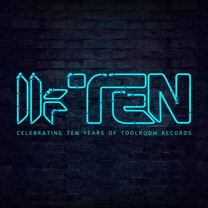 KNIGHT, Mark/VARIOUS - Toolroom Ten (unmixed tracks)