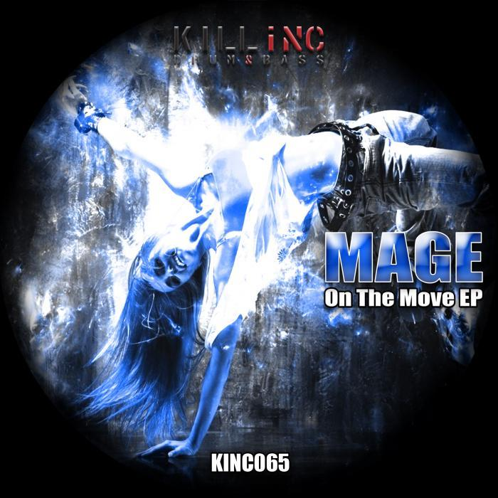 MAGE - On The Move EP