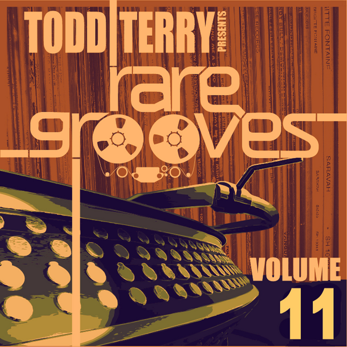 TERRY, Todd/HOUSE OF GYPSIES/ROYAL HOUSE - Todd Terry's Rare Grooves Volume 11