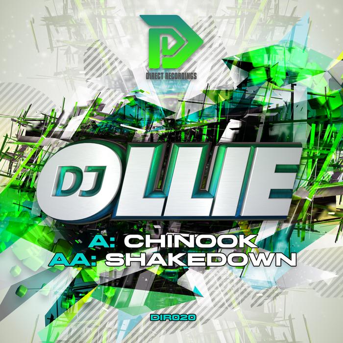 DJ OLLIE - Chinook