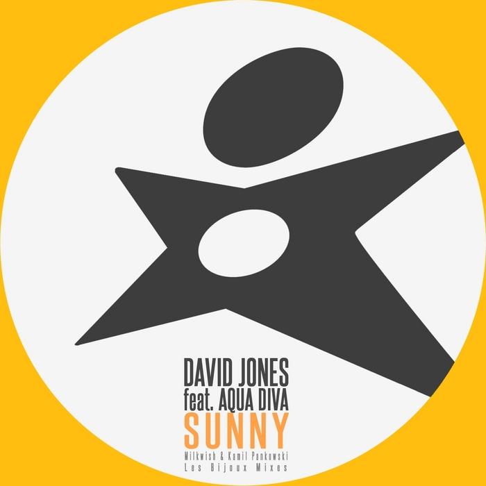 JONES, David feat AQUA DIVA - Sunny (deep mixes)