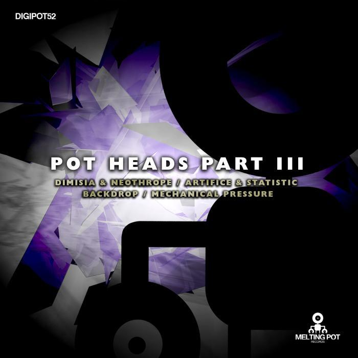 VARIOUS - Pot Heads Part III