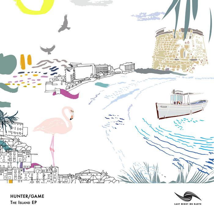 HUNTER/GAME/BAJKA/VOIDSTEP/CAMILLE CORAZON - The Island EP