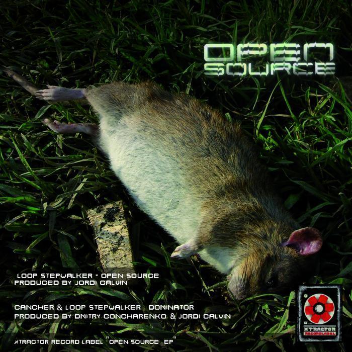 LOOP STEPWALKER/GANCHER - Open Source EP