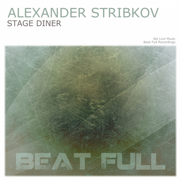 STRIBKOV, Alexander - Stage Diner