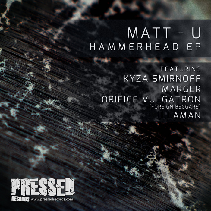 MATT-U - HammerHead EP