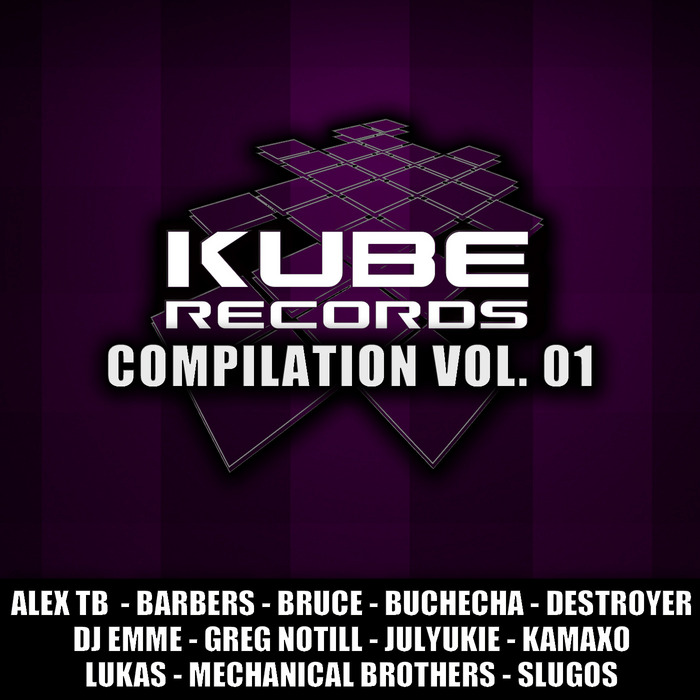 VARIOUS - Kube Records Compilation Vol 1