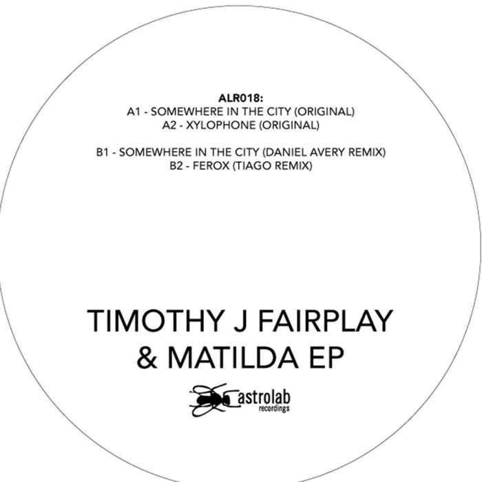 FAIRPLAY, Timothy J - Somewhere In The City