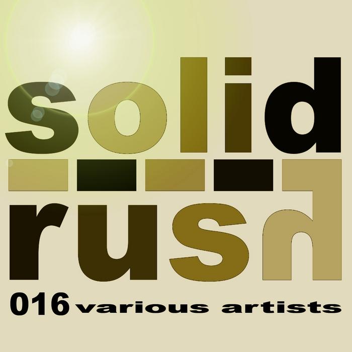 KORK, Alex/ASCON BATES/ROGER BURNS/DEXDIBAT - Solid Rush 016