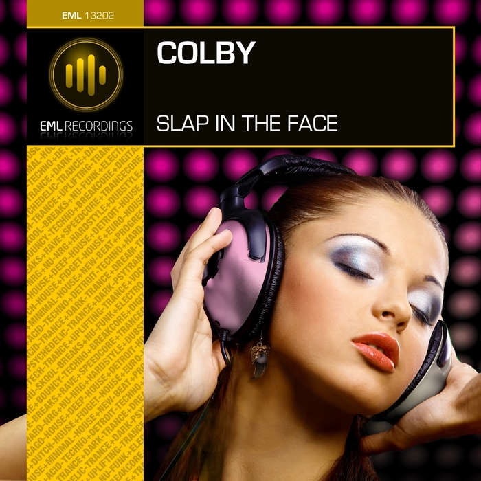 COLBY - Slap In The Face
