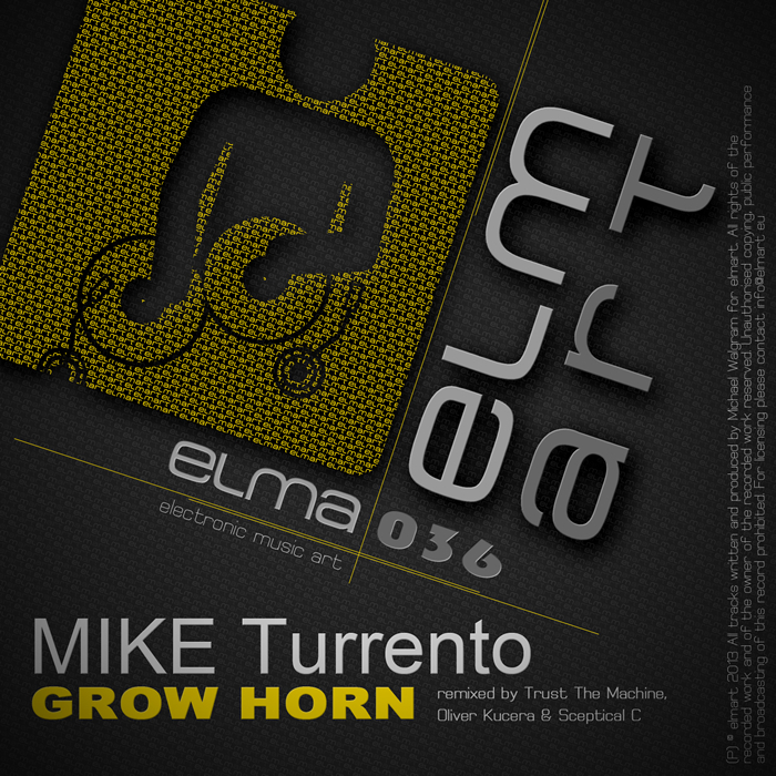TURRENTO, Mike - Grow Horn