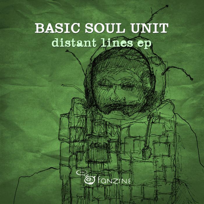 BASIC SOUL UNIT - Distant Lines EP