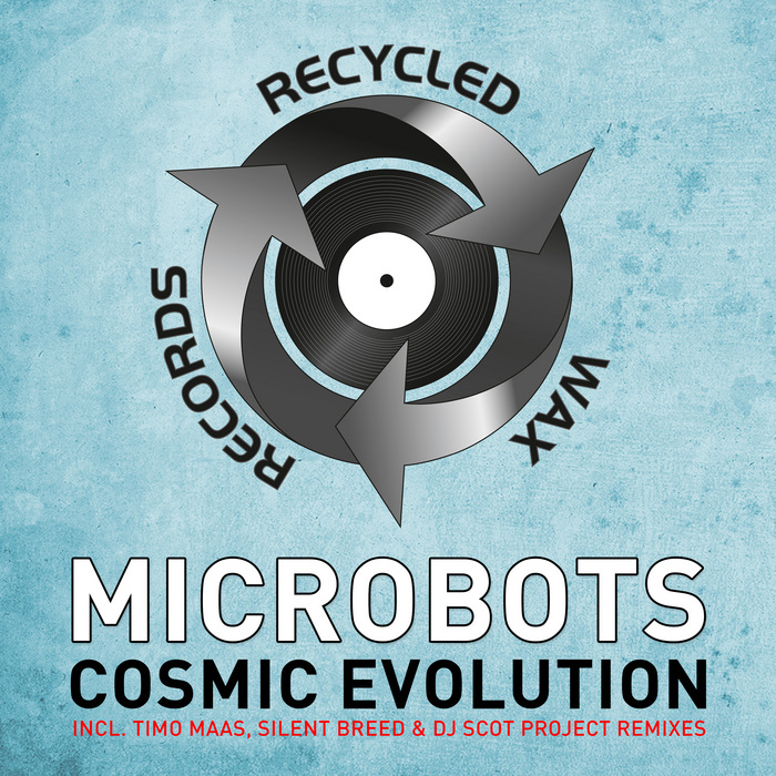 MICROBOTS - Cosmic Evolution The Complete Evolution