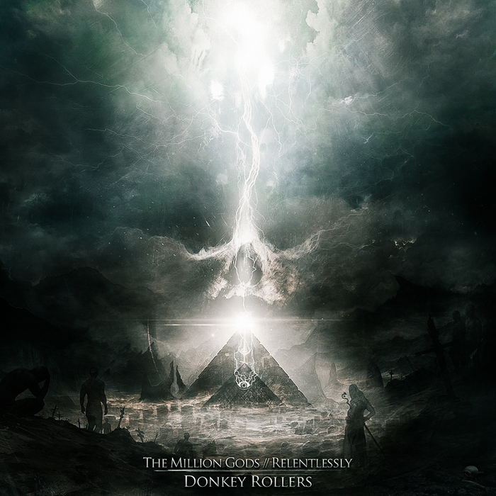 DONKEY ROLLERS - The Million Gods