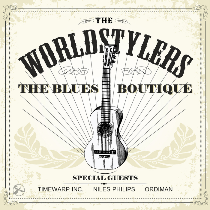 WORLDSTYLERS, The - The Blues Boutique