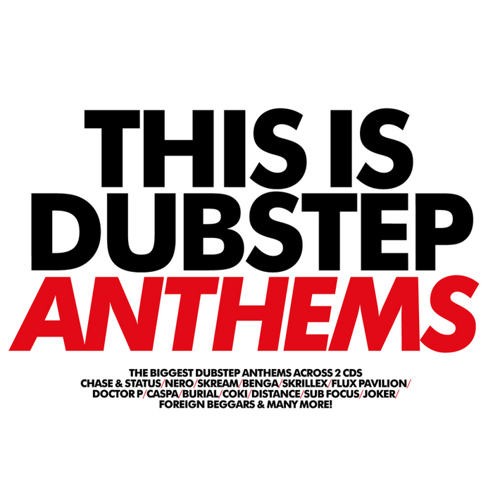 VARIOUS - This Is Dubstep Anthems