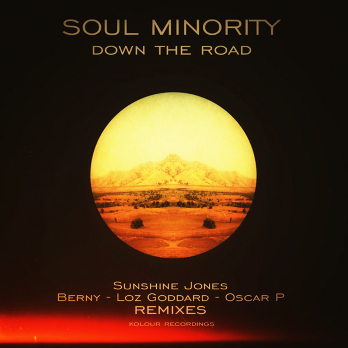 SOUL MINORITY - Down The Road