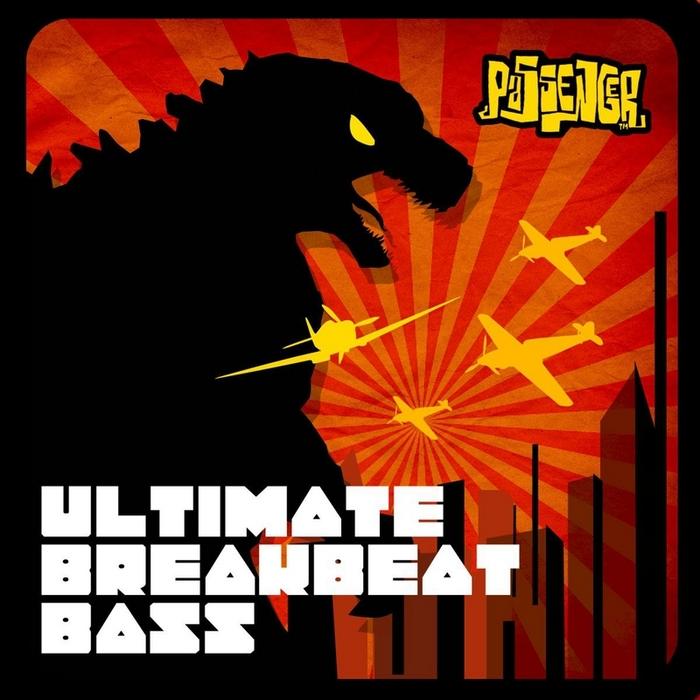 VARIOUS - Ultimate Breakbeat Bass (Explicit)