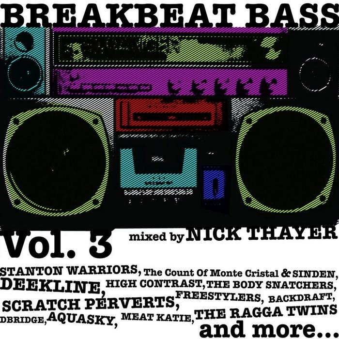 VARIOUS - Breakbeat Bass Vol 3