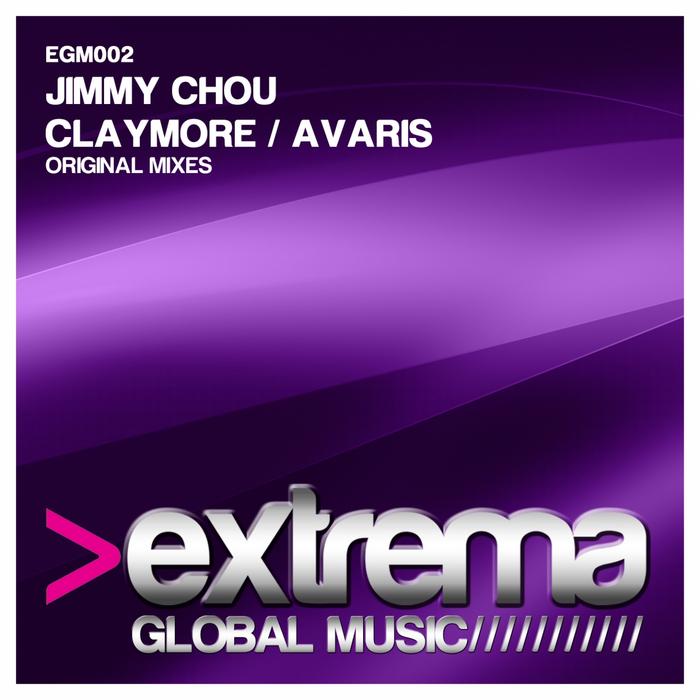 CHOU, Jimmy - Claymore