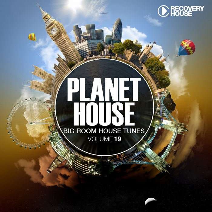 Various planet house vol 19 big room house tunes at for Funky house tunes