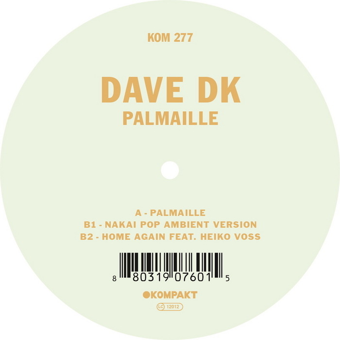 DAVE DK - Palmaille