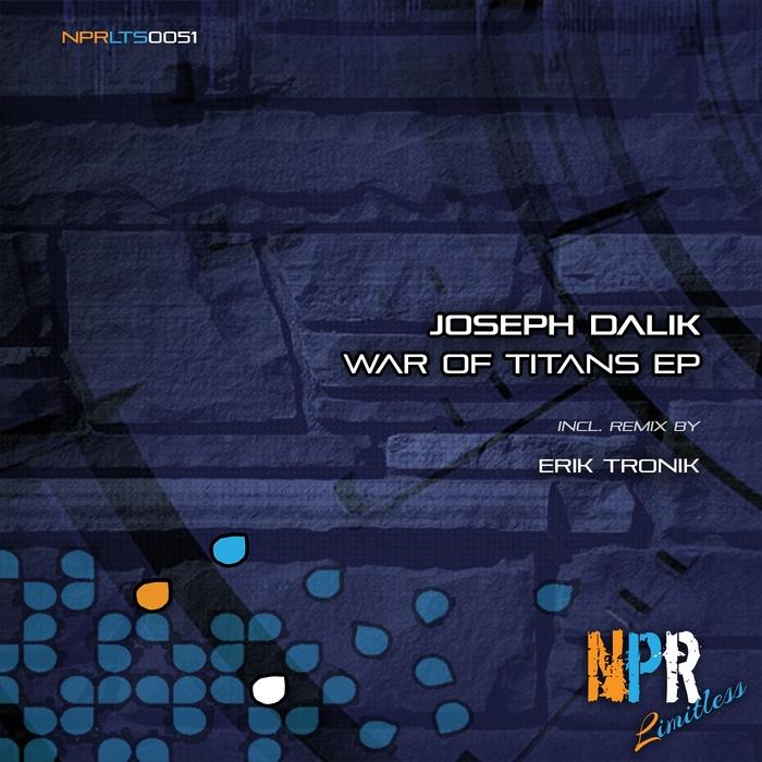 DALIK, Joseph - War Of Titans EP